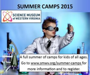 Science Museum Summer Camps