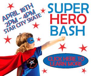 superhero bash