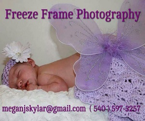 Freeze Frame Photography
