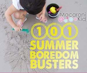 101 summer boredom busters
