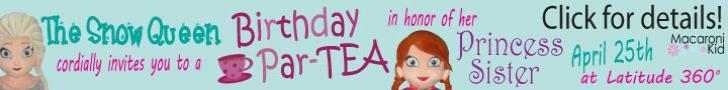 Royal Birthday Par-Tea