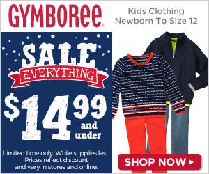 Gymboree Sale