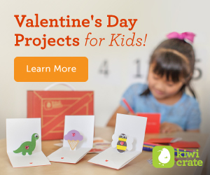 Kiwi Crate Valentine's Day