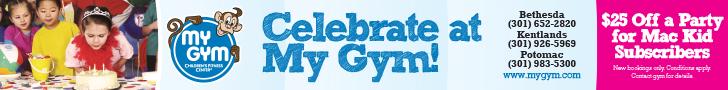 My Gym Birthday Deal