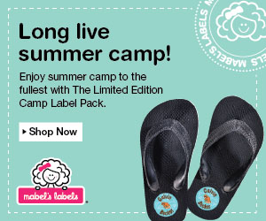 Mabel's Labels Camp Combo Save 10% before April 30