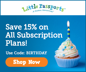 Little Passports Sale