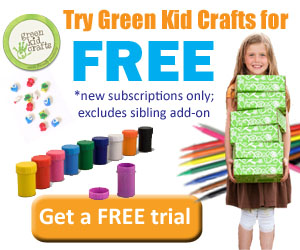 Green Kid Crafts - Free Trial