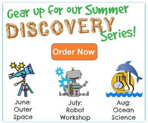 Green Kid Craft Summer Series