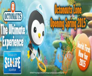 SeaLife Octonauts Ultimate Experience