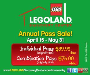 LEGOLAND Annual Pass Sale