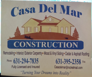 Casa Del Mar Construction