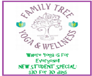 Family Tree Yoga & Wellness