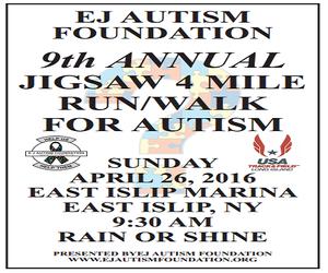 Ej Autism Run
