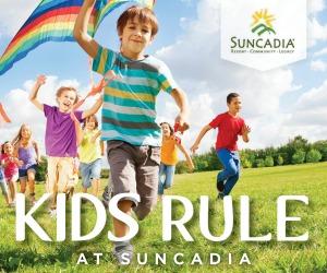 Suncadia KIDS RULES