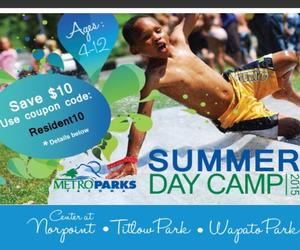 tacoma summer camps