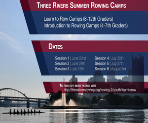 Three Rivers Rowing