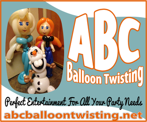 abc balloon twisting
