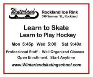 Winterland Skating School
