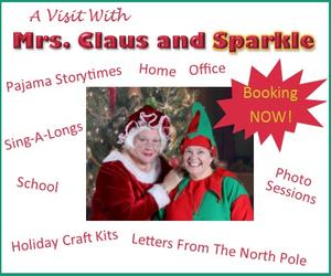 Mrs Claus Visit