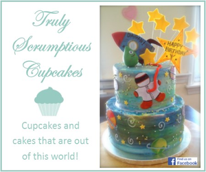 Truly Scrumptious Cupcakes