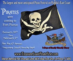 2015 Treasure Coast Pirate Fest