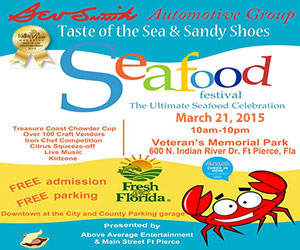 2015 Taste of the Sea/Sandy Shoes Seafood Festival