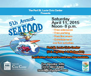 Treasure Coast Seafood Festival #2