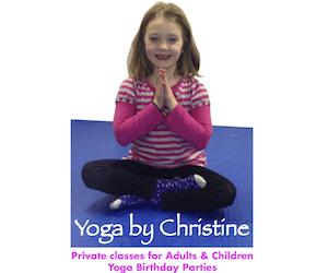 Yoga by Christine