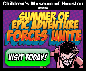 Children's Museum Summer of Epic Adventure