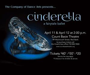 Cinderella Ballet April 2015