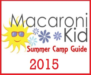 Macaroni Kid 2015 Summer Camp Guide 300x250 Ad