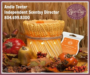 AndieTeeterScentsy