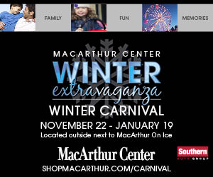 MacArthur Center WINTER CARNIVAL