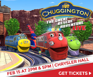 Chuggington Chrysler Hall Virginia