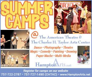 Hampton Arts Summer Camps 2015
