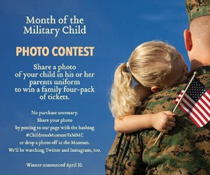 Military Child Photo Contest