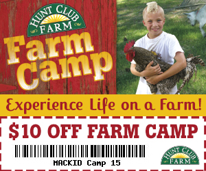Hunt Club Farm Camp 2015