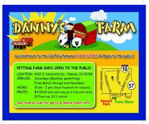danny farm