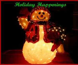 Holiday Happenings 2014