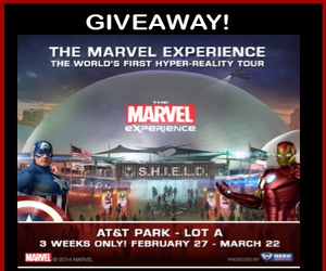 Marvel Giveaway