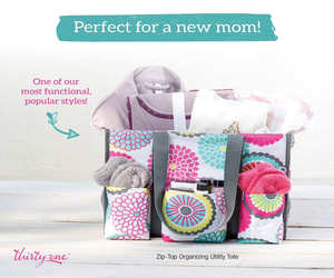 Thirty-One Bags with Tiffany Berg