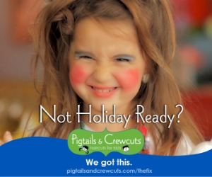 Pigtails&Crewcuts Holiday 2014