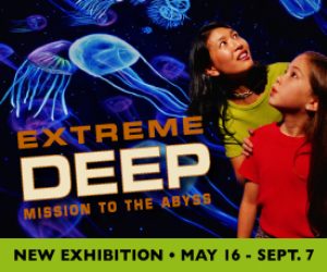 Mariners' Museum Extreme Deep