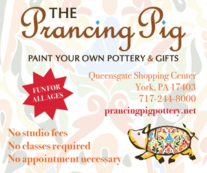 Prancing Pig Pottery