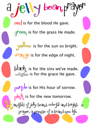 Jelly Bean Prayer For Easter Macaroni Kid rTzBtuHx